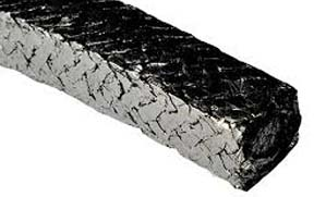 Flexible Expanded Graphite Packing