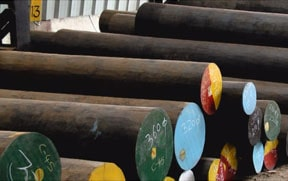 Carbon Steel Round BarS stockists in india