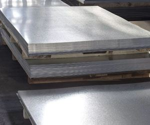 sheet and plate
