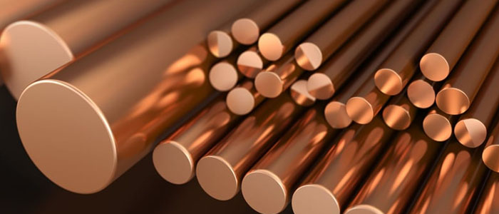 coppe alloy round bar manufacturer