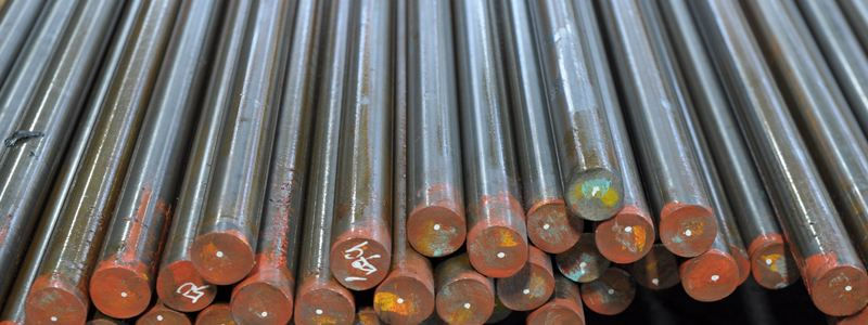 SAE 8620/ 1.6532/ ScCM220 Alloy Steel Round Bars Manufacturer in India