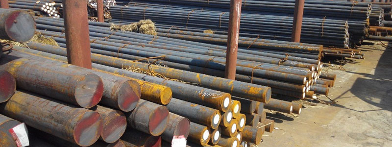 SAE 1141 Carbon Steel Round Bars Manufacturer in India