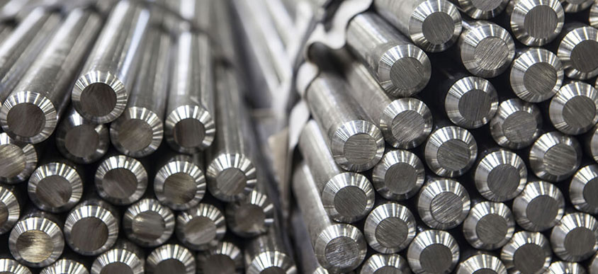 Stainless Steel Round Bars Manufacturer